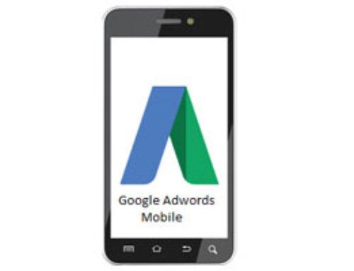 Qu'est-ce que la publicité Adwords mobile ?